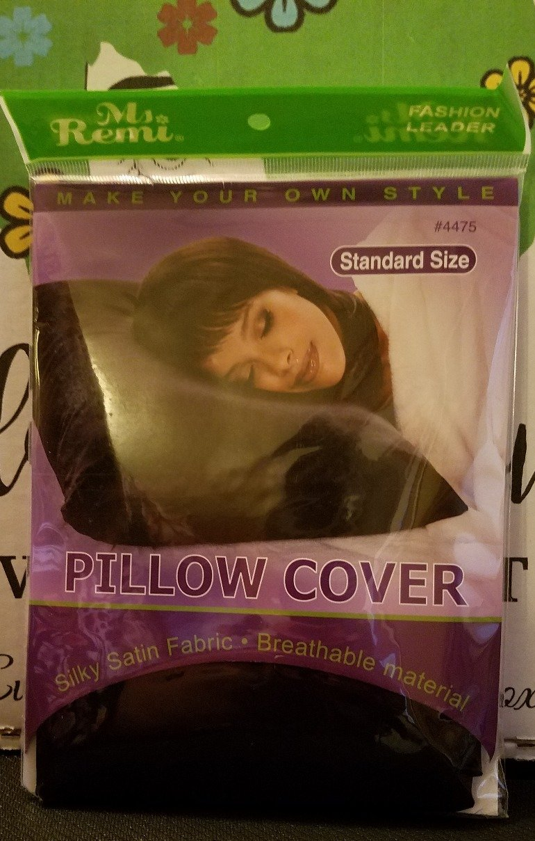 Ms. Remi Satin Pillow Cover