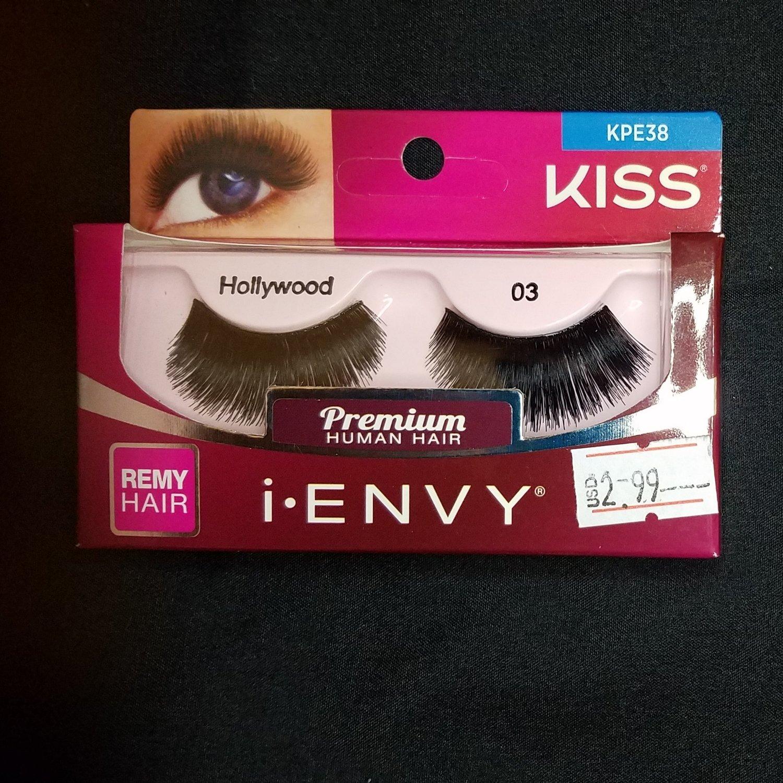 Kiss I-Evny Premium Hollywood Full Strip Lashes