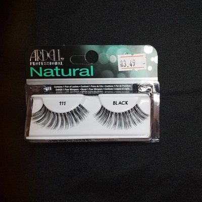 Ardell Natural #111 Lashes