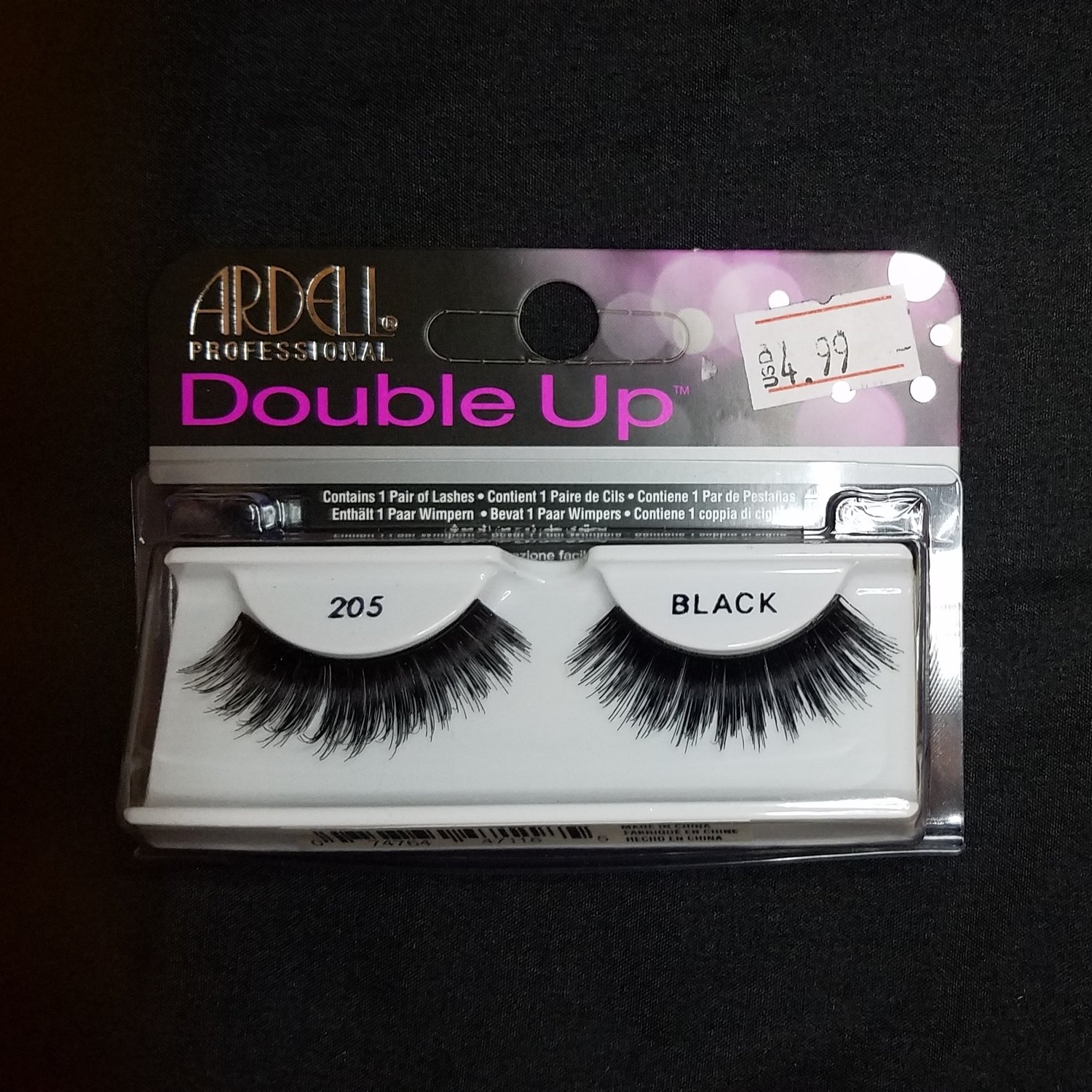 Ardell Double Up #205 Lashes