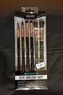 Magic Perfect Eye Brush Set (6pc)