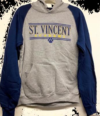 SVA Blue and Gray Sweatshirt