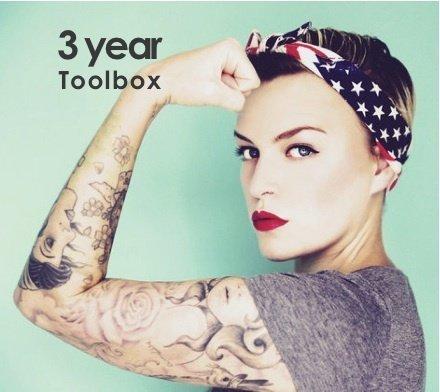 #6. Three Year Parental Involvement Toolbox.