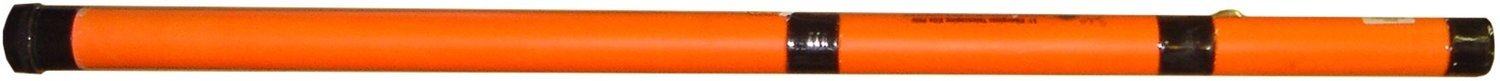 31 ft.  Thick Tip Orange Fiberglass Windsock Pole