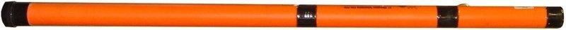 31 ft.  Thick Tip Orange Fiberglass Windsock Pole