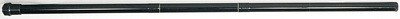 13 ft. Thick Tip Black Fiberglass Windsock Pole