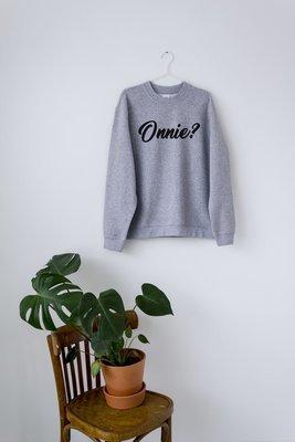 SWETTER UNISEX - Onnie!?