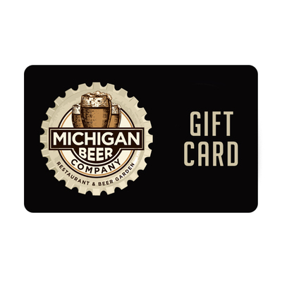 Michigan Beer Company | Gift Cards