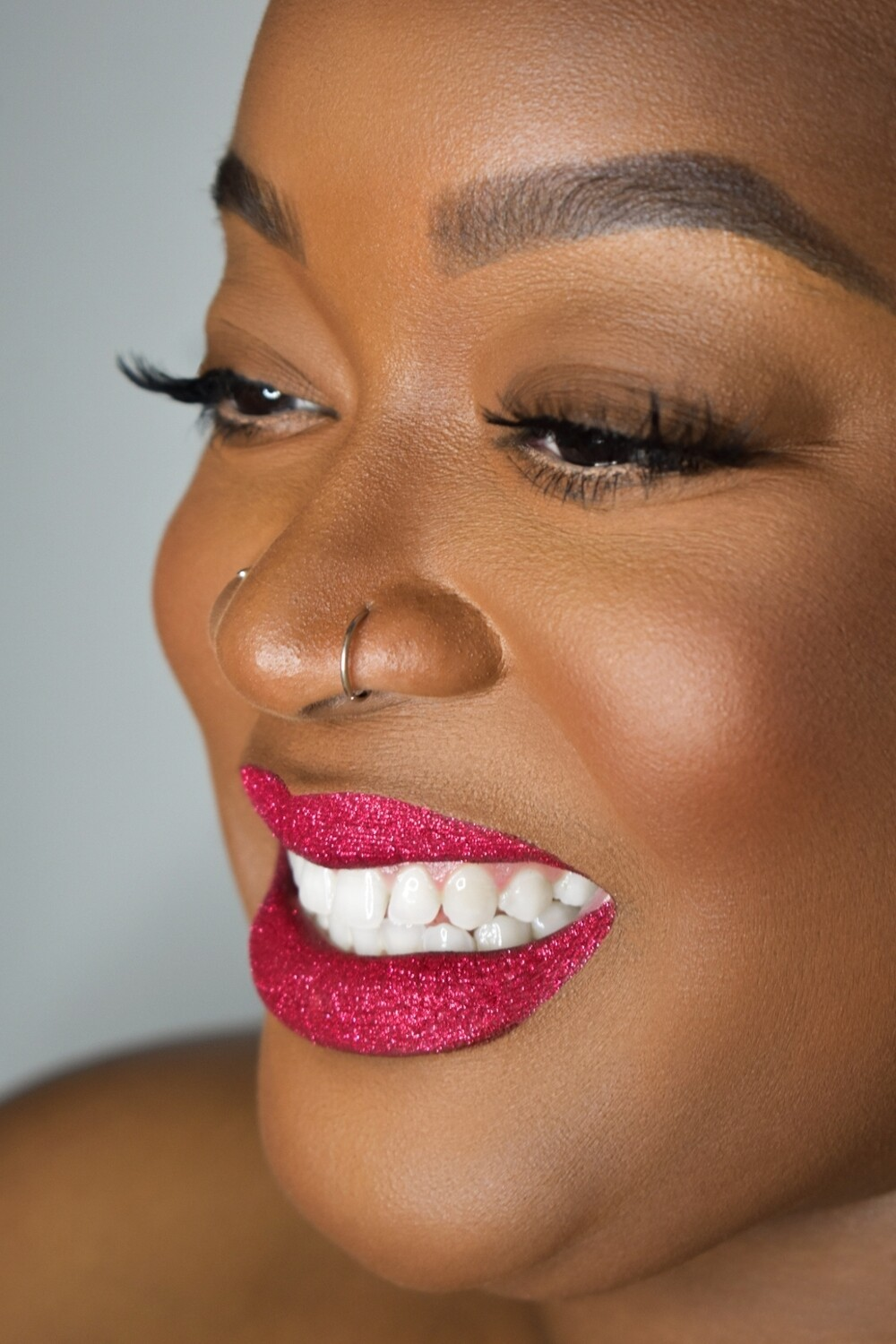 The Arch - Glitter Lip and Eye Topper