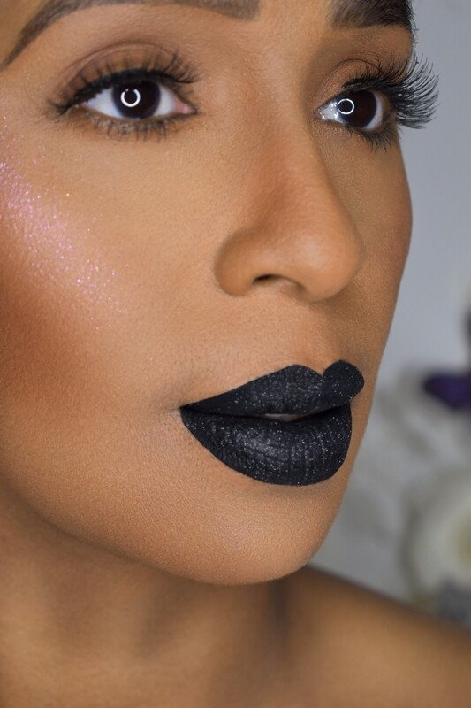 The Palladium- Glitter Lip and Eye Topper