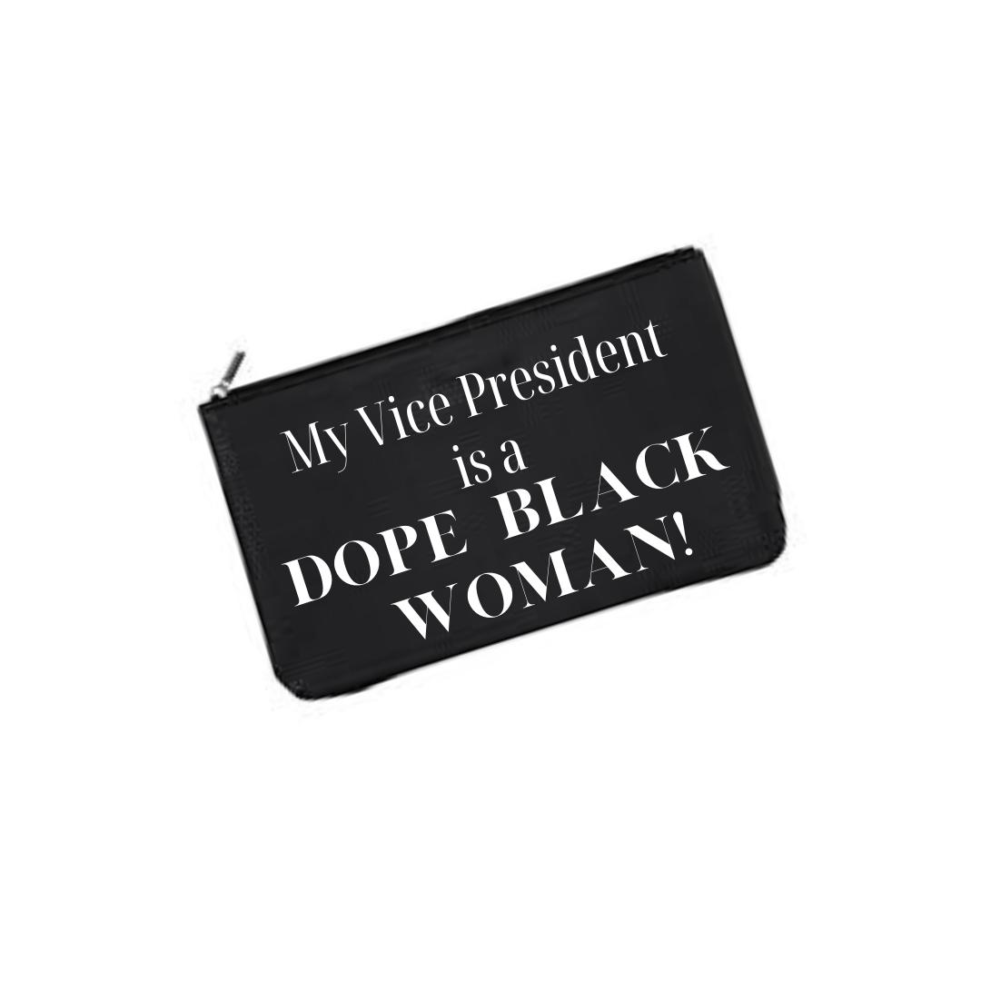 Make-Up Bag - Dope Black Woman