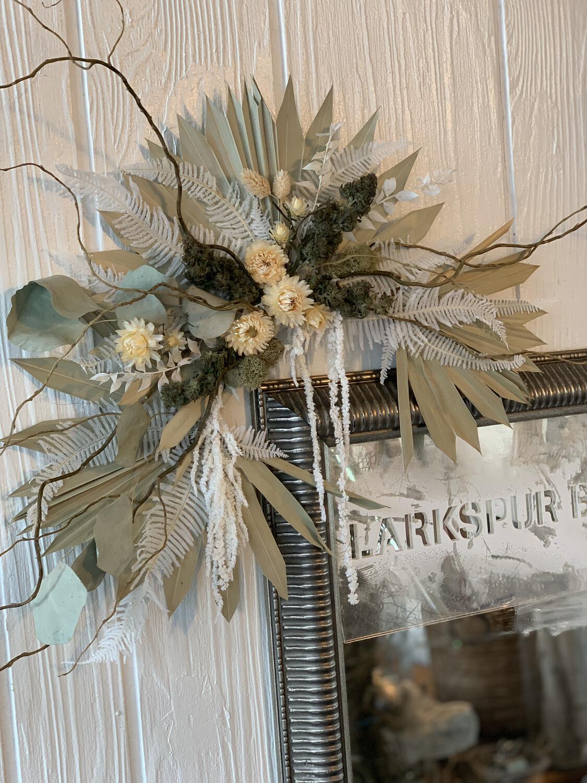 Hemp Floral Flourish