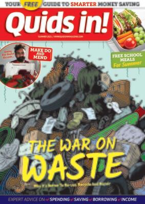 Quids in! Magazine - Summer 2021