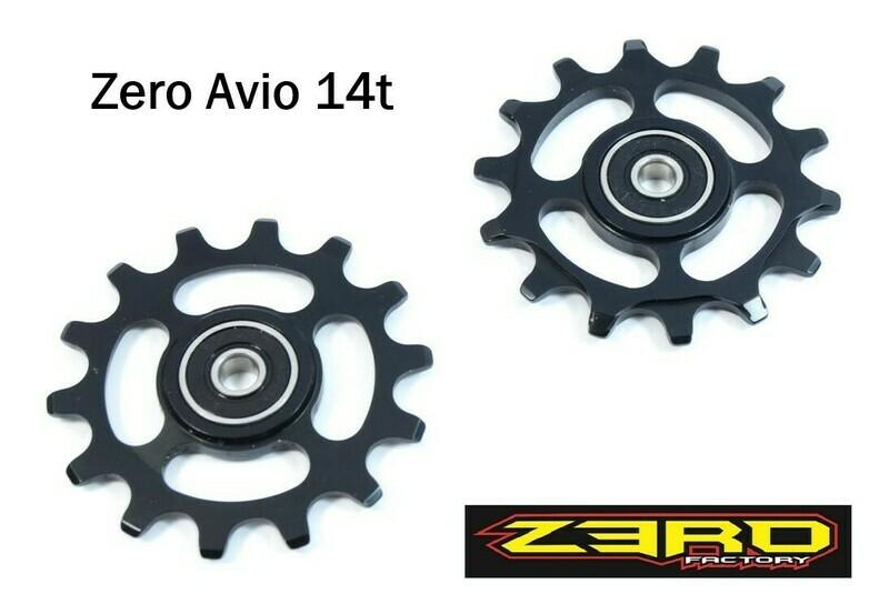 ZERO AVIO 14 T XT12V