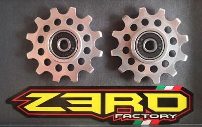 ZERO 12T AVIO ERGAL RED 11V