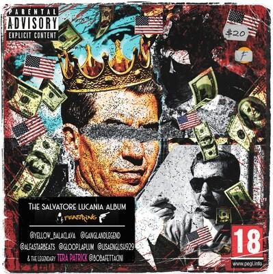 Salvatore Lucania Album Preorder