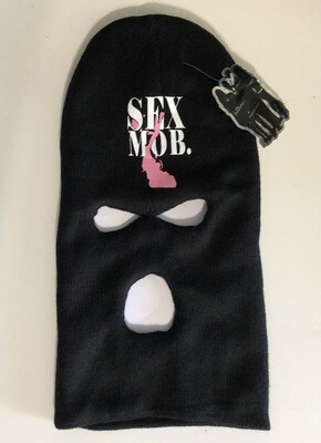 Unisex Three Hole Ski Mask