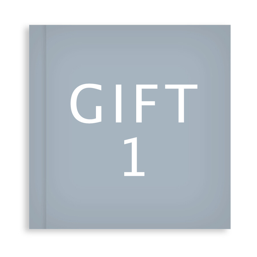 Book Gift #1