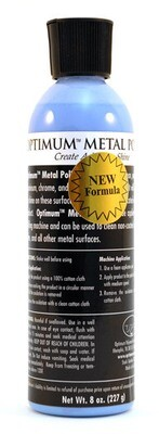 Optimum Metal Polish 8 oz.