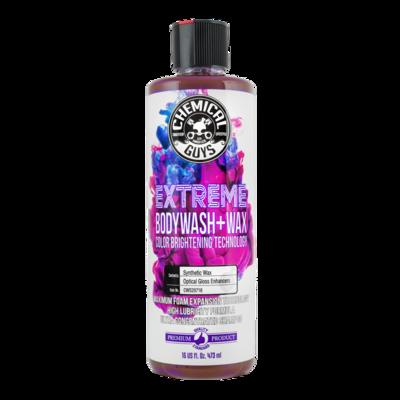 Chemical Guys Extreme Body Wash Plus Wax 16 oz.