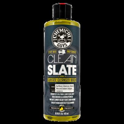 Chemical Guys Clean Slate Wax-Stripping Wash - 16 Oz