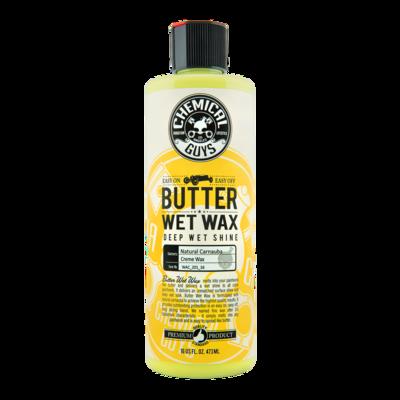 Chemical Guys Butter Wet Wax Warm & Deep Carnauba Shine 16 oz.