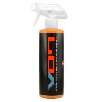 Chemical Guys Hybrid V07 Optical Select High-Gloss Spray Sealant & Quick Detail Spray 16 OZ