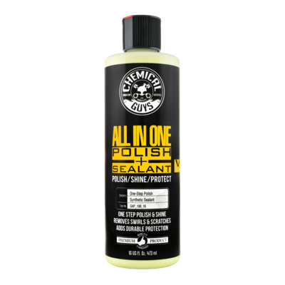 Chemical Guys V4 All-in-One Compound Polish 16 oz.