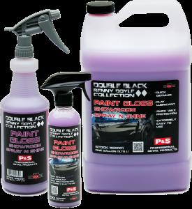 P&S Paint Gloss Showroom Spray N Shine 16 Oz.