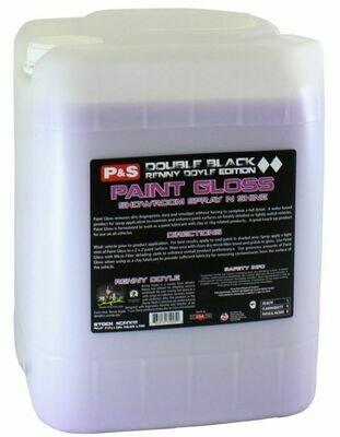 P&S Paint Gloss Showroom Spray N Shine - 5 Gallon