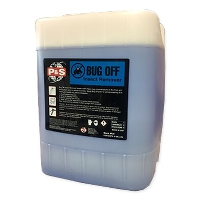 P&S Bug Off Insect Remover - 5 Gal.