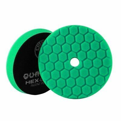 Chemical Guys Green Hex-Logic Quantum Heavy Polishing Pad - 6 Inch
