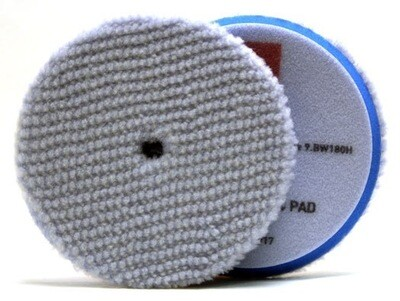 RUPES Coarse Wool Polishing Pad - 6 Inch