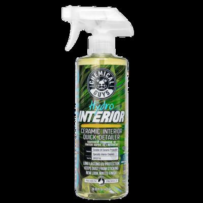 Chemical Guys HydroInterior Ceramic Interior Detail Spray and Coating - 16 Oz