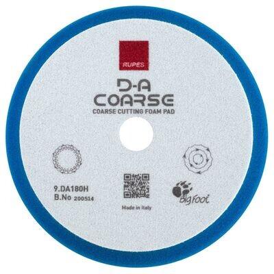 Rupes DA Blue Coarse Foam Pad - 7 Inch