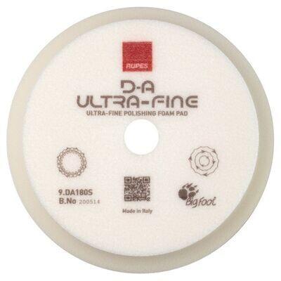 Rupes DA White Ultrafine Foam Pad - 7 Inch