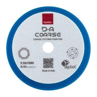 Rupes DA Blue Coarse Foam Pad - 6 Inch
