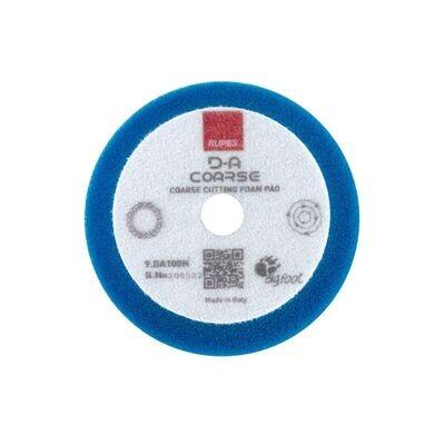 Rupes DA Blue Coarse Foam Pad - 4 Inch