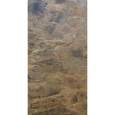 """12"""" x 24"""" California Gold Slate Floor Tile"""