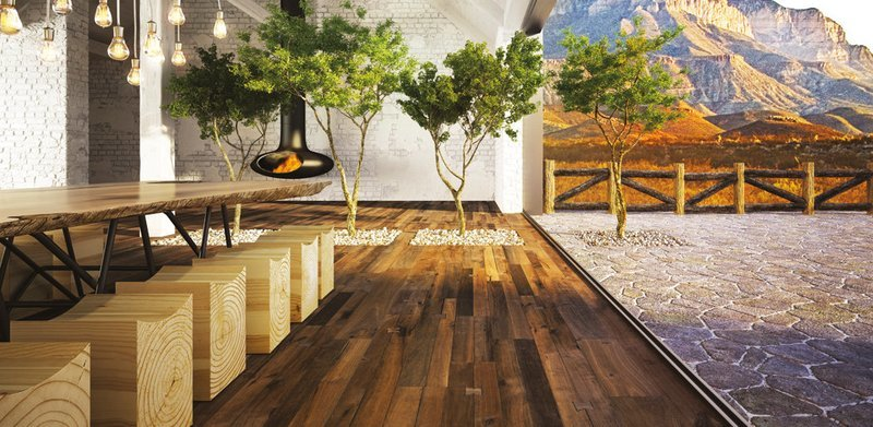 Divine Farmhouse Engineered Hardwood