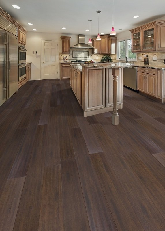 Hestia Engineered Bamboo Flooring Opal Collection