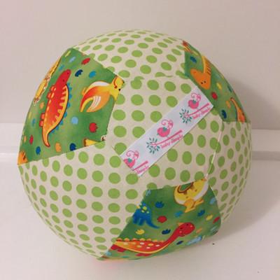 Green Dino BallOon Ball