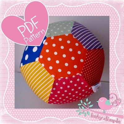 BallOon Ball PDF Pattern