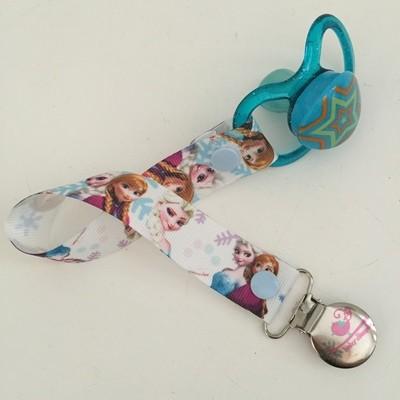 Frozen Anna & Elsa Dummy Clip