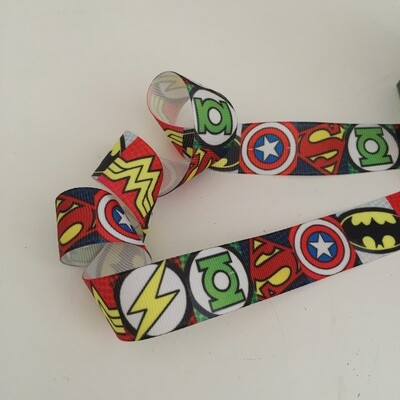 Super Heroes Dummy Clip