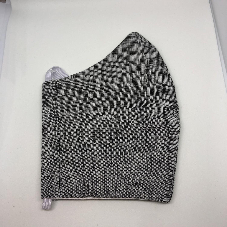 Grey Marle Face Mask