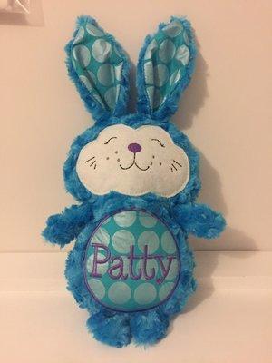 Custom Bunny Softie