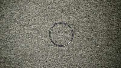 630-0428, O-RING FOR 2 INCH UNION