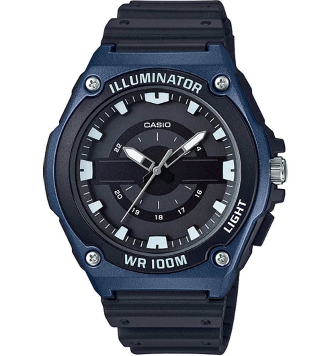 Reloj analogico caballero CASIO MWC-100H-2AV