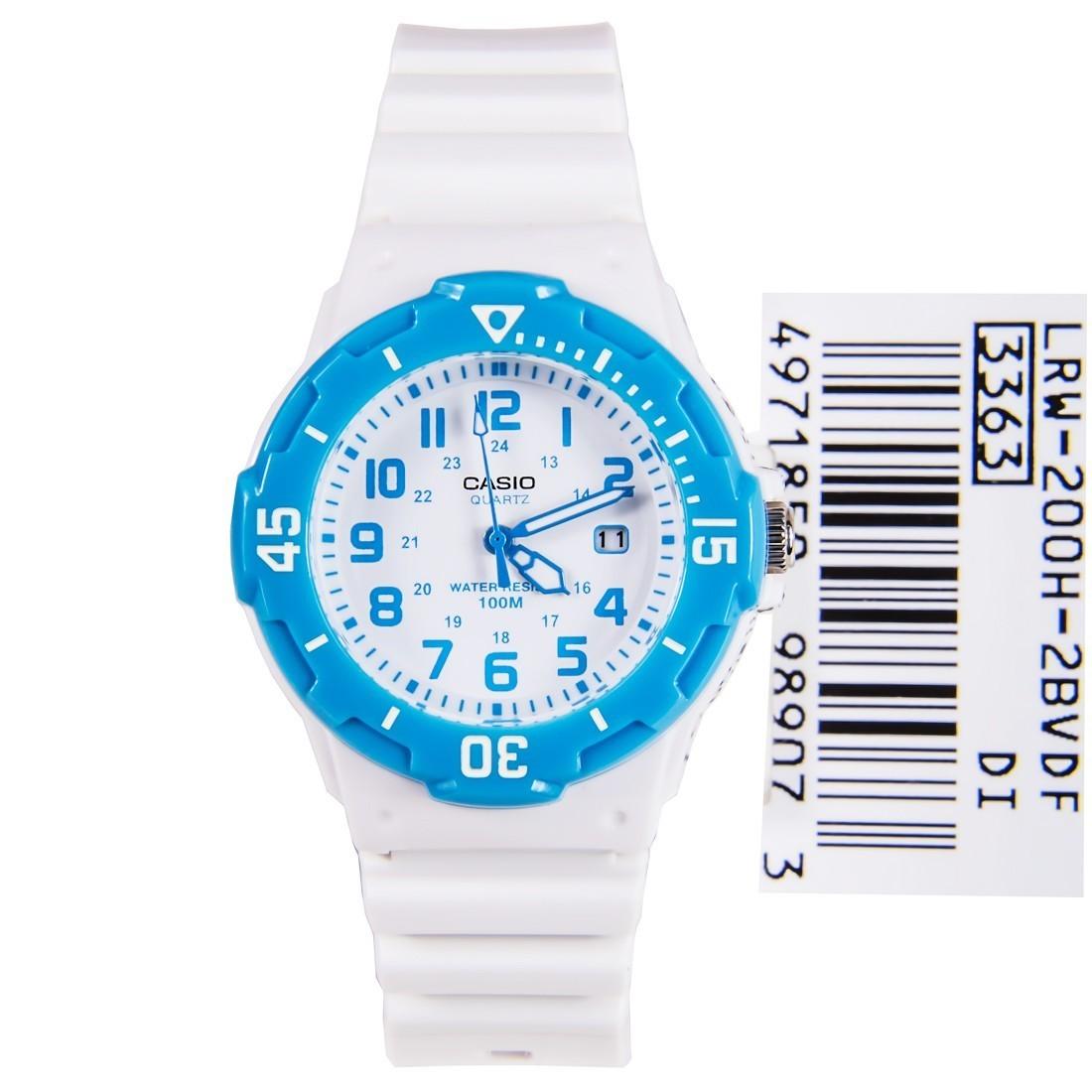 Reloj CASIO mujer analogico LRW-200H-2b